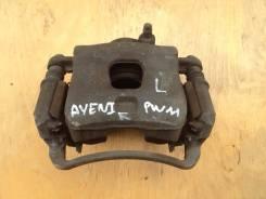 Суппорт тормозной. Nissan Avenir, PW11 Двигатель SR20DE