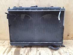 Радиатор охлаждения двигателя. Nissan Avenir, PW11 Двигатель SR20DE