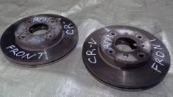 Диск тормозной. Honda CR-V, RD1, RD2