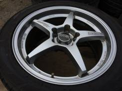 OZ Racing. 8.0x17, 5x114.30, ET48, ЦО 73,0 мм.