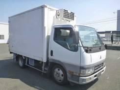 Mitsubishi Canter. Фургон рефрижератор FE50EB с питанием от 220, 5 200куб. см., 2 000кг.