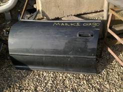 Дверь левая передняя марк JZX90