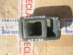 Ручка двери внутренняя. Toyota Carina, AT170 Двигатель 5AF