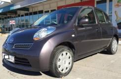 Nissan March. автомат, 4wd, 1.4 (97 л.с.), бензин, 54 500 тыс. км