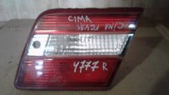 Вставка багажника. Nissan Cima, FHY33, FGY33, FGDY33, FGNY33