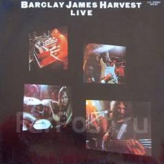 "Винил Barclay James Harvest ""Live"" 2LP 1974 Germany"