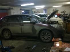 Диагностика, ремонт автомобилей Honda