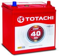 Totachi. 40 А.ч., правое крепление, производство Корея