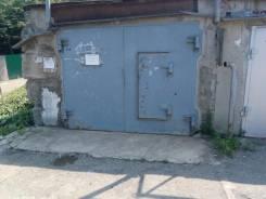 Гаражи капитальные. улица Днепропетровская 57, р-н БАМ, 70 кв.м., электричество, подвал. Вид снаружи