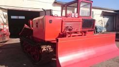 ОТЗ ТДТ-55. Трактор ТДТ-55 с двигателем СМД-18 (90 л. с. )
