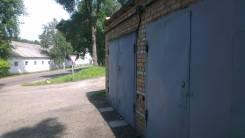 Гаражи капитальные. улица Приморская 13, р-н ЖД Вокзал, 24 кв.м., электричество. Вид снаружи