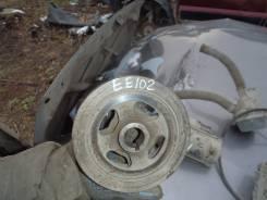 Шкив коленвала. Toyota Corolla, EE102 Двигатель 4EFE