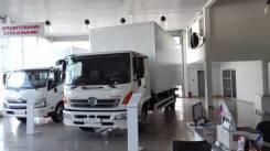 Hino 500. HINO 500 GD8JMTA изотермический фургон 6,7*2,55*2,5 в Екатеринбурге, 7 680 куб. см., 8 000 кг.