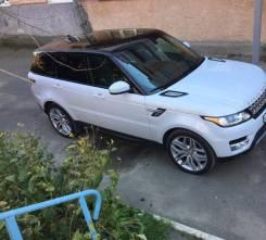 Land Rover Range Rover Sport. автомат, 4wd, 3.0 (340 л.с.), бензин, 24 000 тыс. км