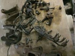 Трубка насоса топливного высокого давления. Nissan Datsun Двигатель TD27T