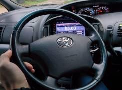 Руль. Toyota: Ipsum, Alphard, Voxy, Land Cruiser, Hilux, Mark II, Camry, Estima