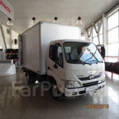 Hino 300. HINO 300 XZU650L изотермический фургон 4,4*2,0*2,0 в Екатеринбурге, 4 009 куб. см., 3 500 кг.