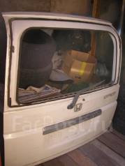 Багажный отсек. Honda Stepwgn, RF3, RF4 Двигатель K20A