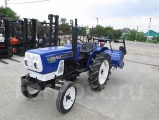 Mitsubishi. Мини трактор, 1 500 куб. см.