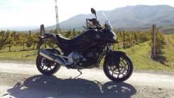 Honda NC 700X. 700 куб. см., исправен, без птс, без пробега