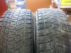 Bridgestone Blizzak DM-V1. Зимние, без шипов, 2010 год, износ: 70%, 2 шт