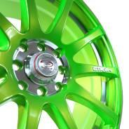 Sakura Wheels 355A. 7.0x17, 4x100.00, ET40