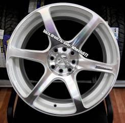Sakura Wheels 3909. 7.5x17, 4x108.00, ET28