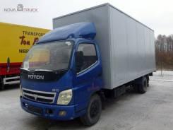 Foton BJ. Промтоварный фургон 5069, 4 087 куб. см., 6 000 кг.