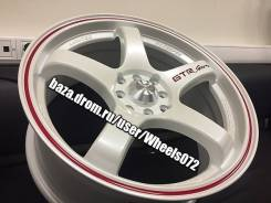 Sakura Wheels 391A. 7.5x17, 4x114.30, ET42