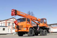 Клинцы КС-55713-5К-1. КС 55713-5К-1 автокран 25т. (Камаз-43118), 10 580 куб. см., 25 000 кг., 21 м.