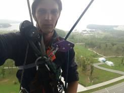 Промышленный альпинист. Средне-специальное образование, опыт работы 1 год