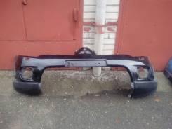 Бампер. Mitsubishi Pajero Sport
