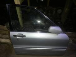 Дверь боковая. Mitsubishi Galant, E31A