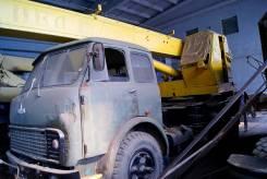 МАЗ. Ивановец на базе а, Кран 14 тонн, 10 000 кг., 14 м.