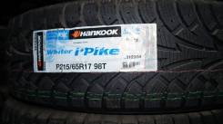 Hankook Winter i*Pike W409. Зимние, без шипов, 2016 год, без износа, 4 шт