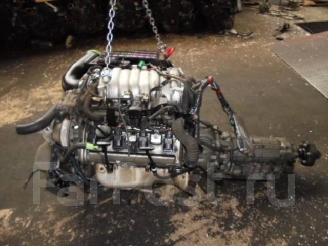 Двигатель Toyota, Lexus 4.0л 1UZ - FE vvti