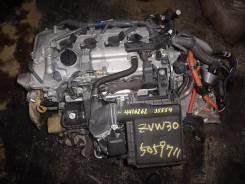 Двигатель 2ZR-FXE Тoyota 1,8L Гибрид