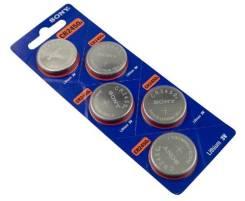 Литиевый элемент питания (батарейка) SONY CR2450