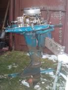 Ветерок. 8,00л.с., 2х тактный, бензин, нога S (381 мм), Год: 1971 год