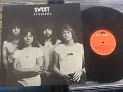 Культ! Свит / Sweet - Level Headed - NL LP 1978