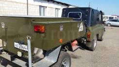 ГАЗ. Продается туристический легковой прицеп для внедорожника, 750 кг.