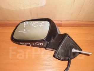 Зеркало заднего вида боковое. Peugeot 407