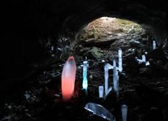"""Пещера """"Спящая красавица"""". Уссурийский заповедник. 29 января 2017"""