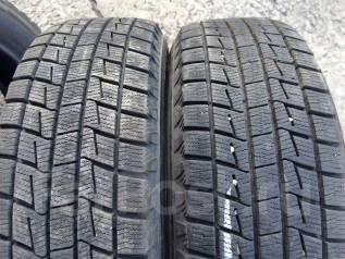 Bridgestone. Зимние, без шипов, 2003 год, износ: 5%, 2 шт