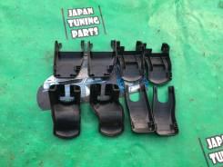 Крышка петли сиденья. Toyota Mark II, JZX110, GX110