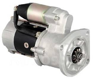 Стартер. Nissan Atlas Nissan Civilian, RYW40, BJW41, BVW41, BCW41, RAW40, BHW41, RGW40, RW40 Nissan Safari, WRGY60, VRY60, WRY60, VRGY60 Двигатели: TD...