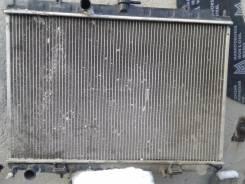 Радиатор охлаждения двигателя. Nissan X-Trail
