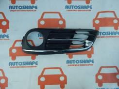 Решётка переднего бампера BMW 5-series, левая
