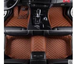 Коврик. Lexus LX570 Toyota Land Cruiser, VDJ200, UZJ200W, GRJ200, URJ200, UZJ200 Двигатели: 1GRFE, 1VDFTV, 2UZFE, 3URFE. Под заказ