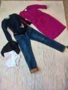 Платья джинсовые. 40-48, 46